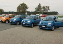 Eerste rij-indruk Fiat Panda 4×4 en Natural Power
