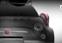 Amerikaanse Fiat 500 krijgt extreem jasje op SEMA 2012