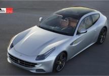 Ferrari FF nu ook met panoramadak