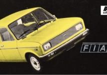 """Column: """"Mijn eigen Fiat 128"""""""