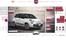 Fiat wint weer prijs voor beste website