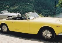 Lancia in Padova gepresenteerd als cabriomerk van toen tot nu