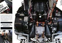 Motorblok Ferrari Enzo opvolger onthuld