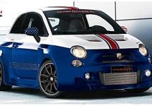 Romeo Ferraris toont Cinquone Stradale USA Tribute op SEMA 2012