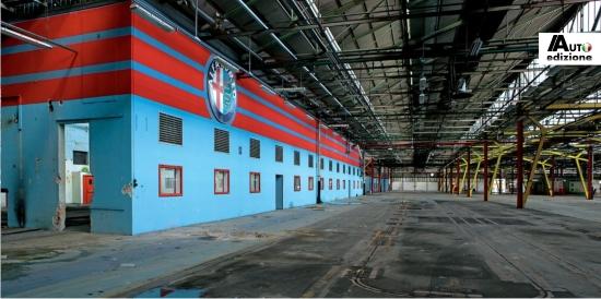 Nieuw Plan Voor Voormalige Alfa Romeo Fabriek In Arese Auto Edizione