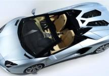 Lamborghini toont de Aventador LP 700-4 Roadster