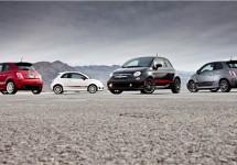 Fiat pakt flink uit op Los Angeles Auto Show