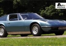 """Column: """"Een vrindendienst met de Maserati Indy"""""""