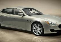 Nieuw beeldmateriaal Maserati Quattroporte 2013