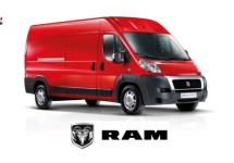 Fiat Ducato heet in Amerika Ram ProMaster