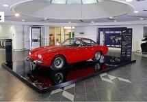 Lamborghini exposeert op vliegveld van Bologna