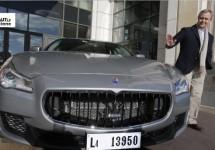 CEO Harald Wester ziet Maserati als toekomstig marktleider