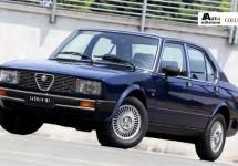 "Column: ""Grote sedans van Alfa Romeo"""