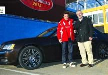 Alonso's troostprijs heet Lancia Thema