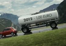 Fiat ontvangt boete voor campagne tegen hoge benzineprijzen