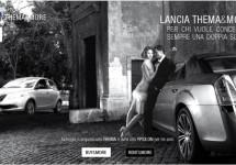 Lancia Thema en Ypsilon samen sterk op zwakke markt