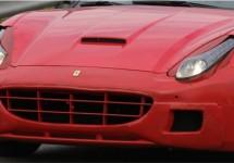 Volgende generatie Ferrari California krijgt V8 Turbo