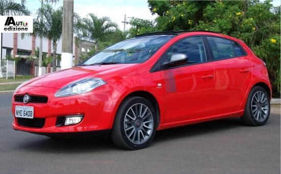 Fiat bravo brazil
