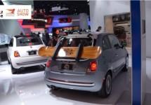 NAIAS 2013: Fiat/Abarth live vanuit Detroit