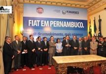 Fiat heeft financiering rond voor nieuwe Braziliaanse fabriek