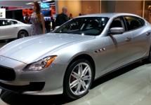 Maserati Quattroporte viert productie op 30 januari