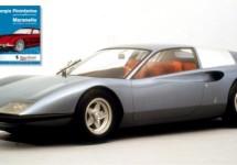 Pininfarina expositie in Museo Ferrari wegens succes verlengd
