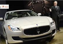 Maserati als anticrisismaatregel uit Italië