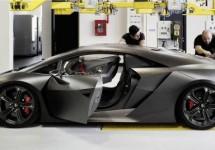 Lamborghini Sesto Elemento bereikt in 2014 productiefase