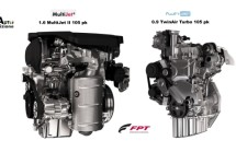 Fiat Powertrain biedt 105 pk op benzine en diesel