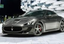 Maserati GranTurismo MC Stradale 2013; bloedsnel en 4 zitplaatsen