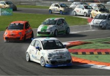 Abarth's Europese racekalender en 'Make it your race' 2013