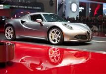 Alfa Romeo 4C knap staaltje techniek