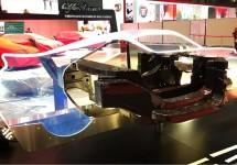 De techniek van de Alfa Romeo 4C