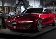 Nieuw beeldmateriaal Alfa Romeo Gloria van IED