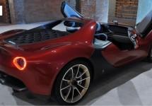 Pininfarina overweegt gelimiteerde productie Sergio