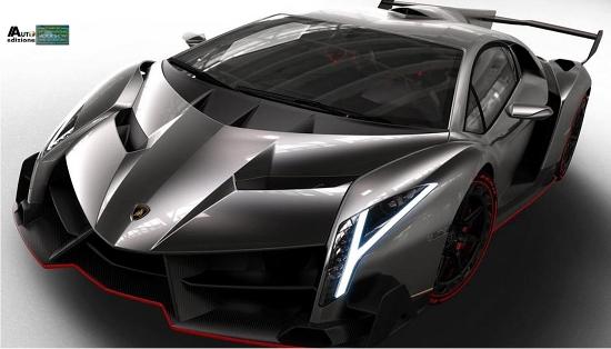 auto 50 jaar Lamborghini viert 50 jaar met monsterlijke Veneno | Auto Edizione auto 50 jaar