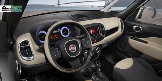Spiksplinternieuw TomTom voorziet Fiat Uconnect 5