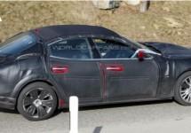 SCOOP: Maserati Ghibli in het rood op Nürburgring