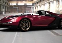 Prachtige Pininfarina Sergio is uiteraard een Ferrari