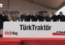 Fiat Industrial legt met TürkTraktör eerste steen nieuwe fabriek