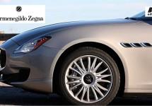 Maserati Quattroporte ook als gelimiteerde by Ermenegildo Zegna
