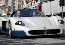 Maserati tegenhanger van LaFerrari uitgesloten
