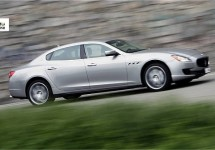 Maserati presenteert Quattroporte met 3.0 V6 Twin Turbo