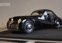 Alfa's Corrado Lopresto komen uit mooiste collectie ter wereld