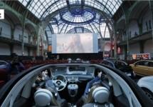 Unieke drive-in met Fiat 500 Cabrio in Parijs geopend
