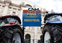 Fiat Industrial en CNH worden CNH Industrial