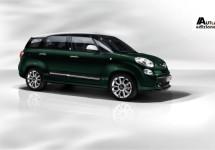 Dit is de nieuwe Fiat 500L Living