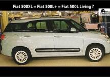 Extra grote Fiat 500L heet Living in plaats van Plus
