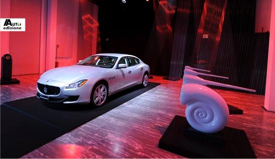 Maserati Bower