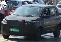 Braziliaanse Fiat Uno klaar voor eerste facelift